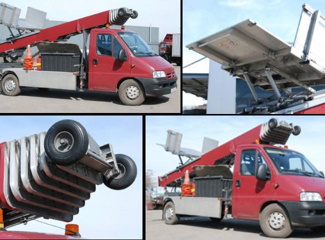 Location camion elevateur